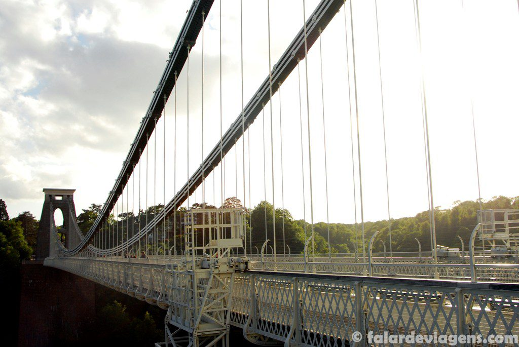 ponte suspensa clifton bristol